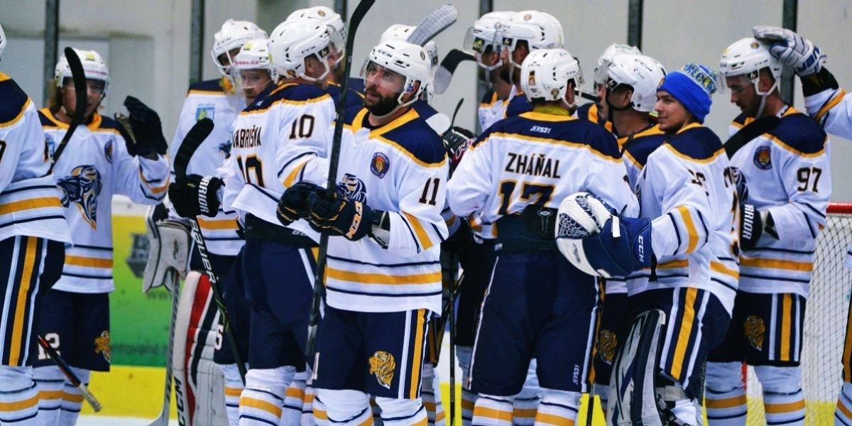A-tým je zpět na ledě