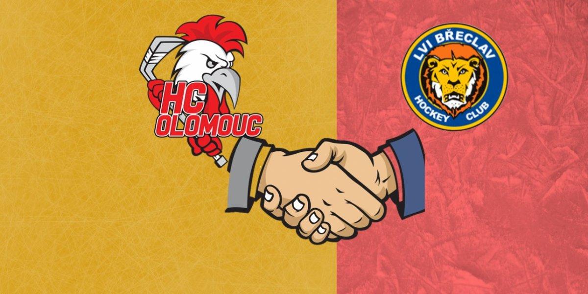 Vzájemná spolupráce s HC Olomouc