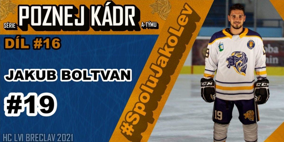 """Jakub BOLTVAN: """"Byl jsem v Áčku Komety, hokej mě už ale nenaplňoval... Reprezentační turnaj v Kanadě byl na profesionální úrovni ...""""-Poznej Kádr #16"""