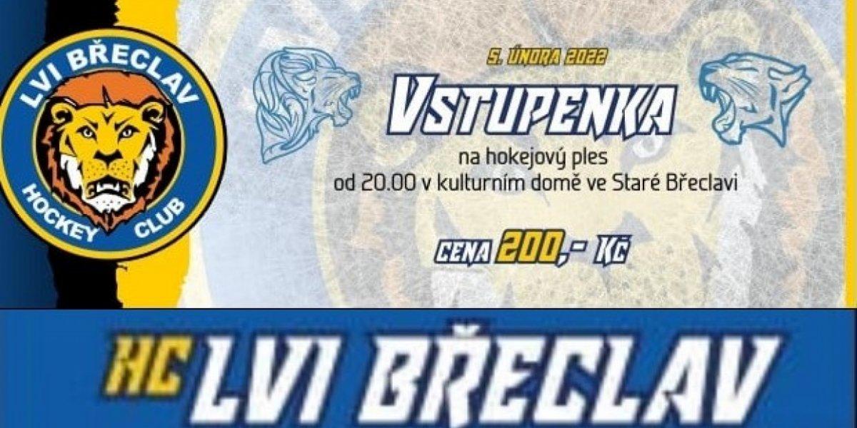 První ročník HOKEJOVÉHO PLESU HC Lvi Břeclav !