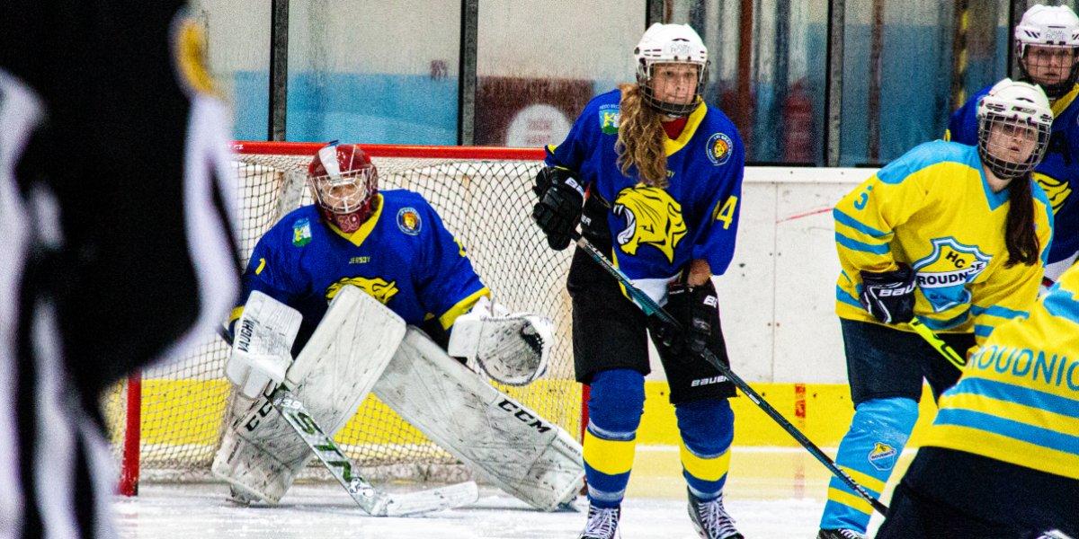 Hokejový miniturnaj ženských týmů Břeclav 28.8 - 29.8.