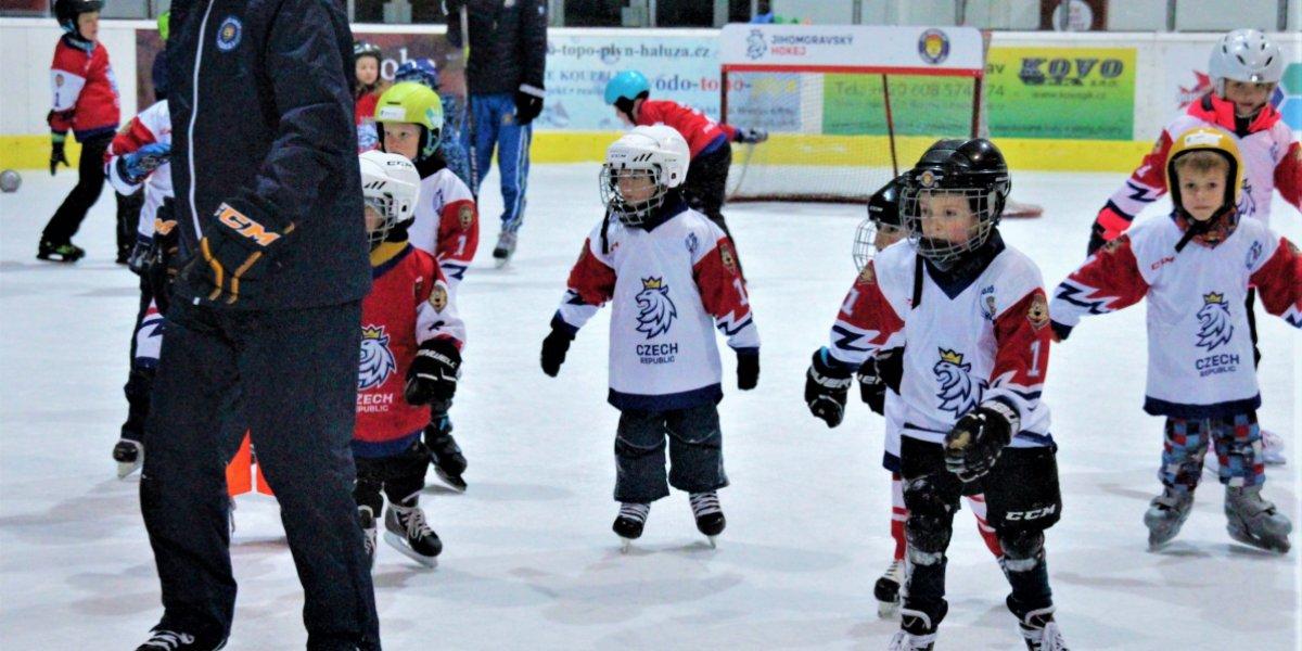 Přijďte v sobotu 25.9. od 9:00 na zimní stadion v Břeclavi, na akci Týden hokeje!