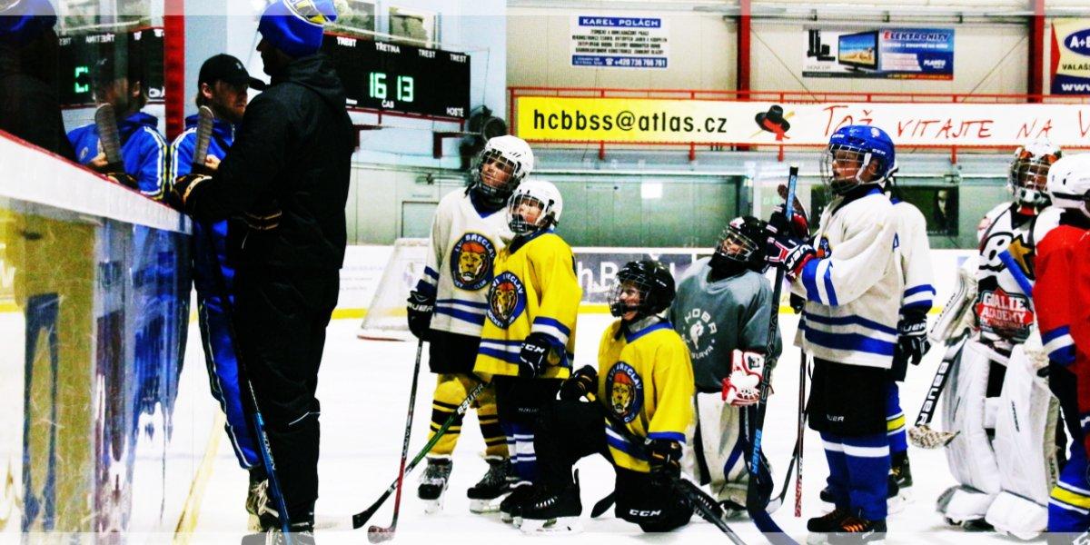 Hokejový kemp Brumov-Bylnice 2020