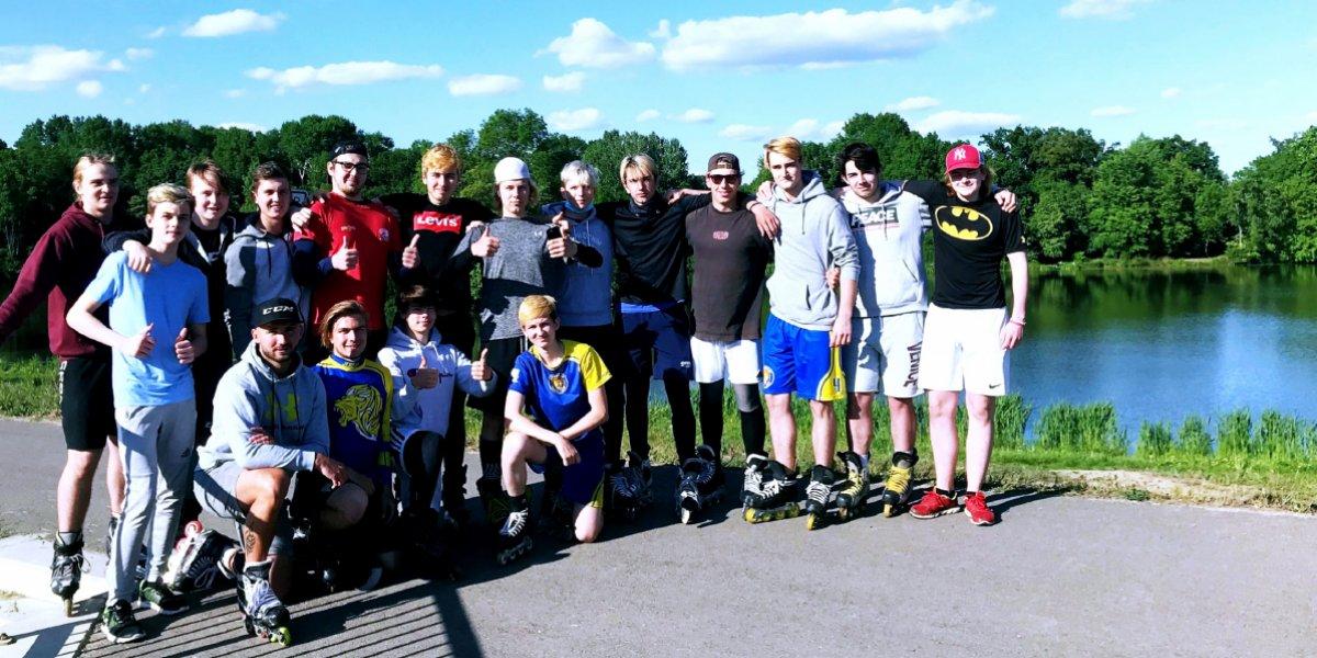 Letní kemp juniorů Pavlov 2020