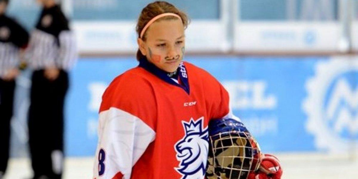 Břeclavská hráčka a zároveň nejmladší lvice se v uplynulé sezoně představila v reprezentaci